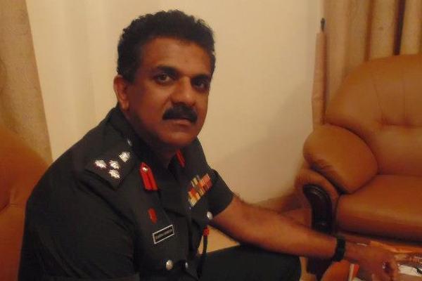 Brigadier Deshapriya Gunawardene