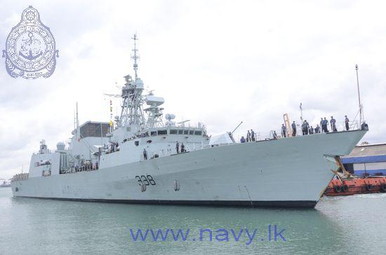 HMCS Winnipeg (FFH 338)