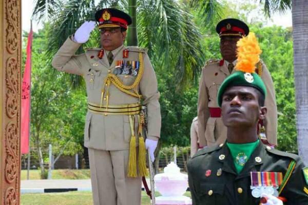 Major General Shavendra Silva