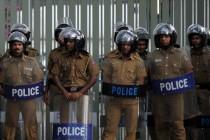 sri lanka police