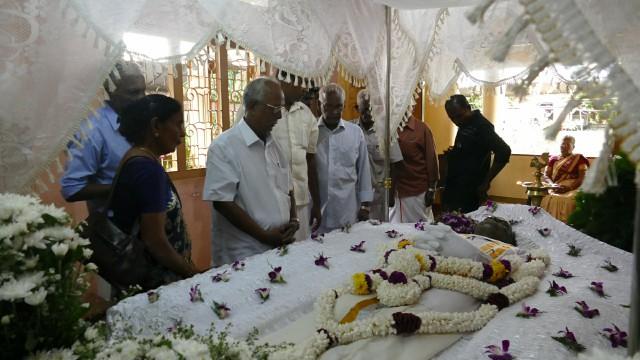 vinayagamoorthy funeral (2)