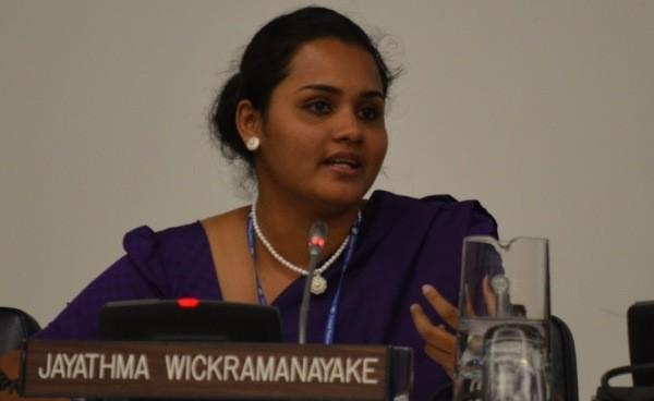 Jayathma Wickramanayake