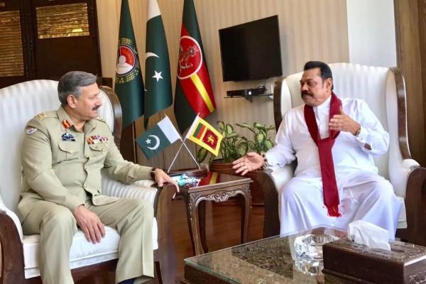 Lt. Gen. Rizwan Akhtar - mahinda