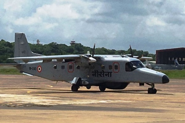 indian navy Dornier Aircraft in colombo (1)