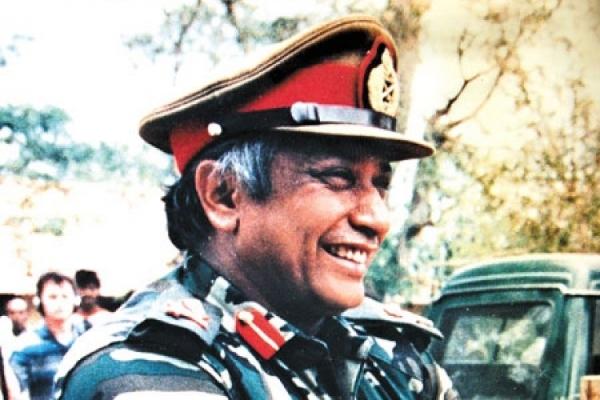 General Denzil Kobbekaduwa