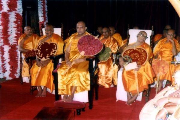 Mahanayaka Theras