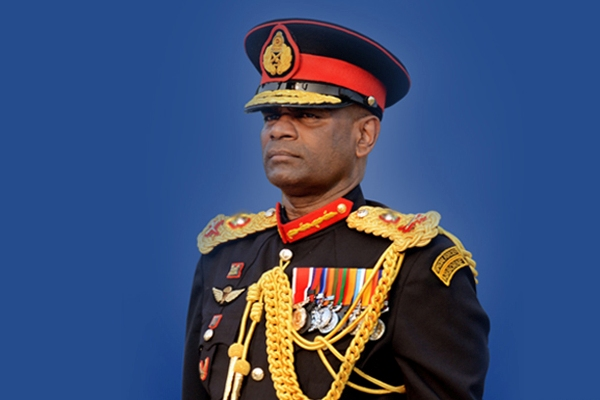 Major General Mahesh Senanayake