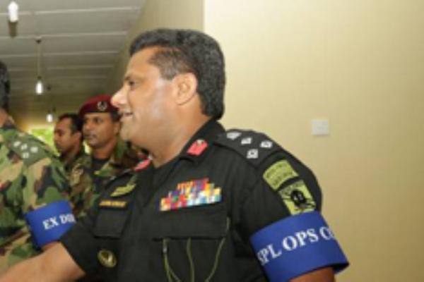 brigadier jayantha ratnayake