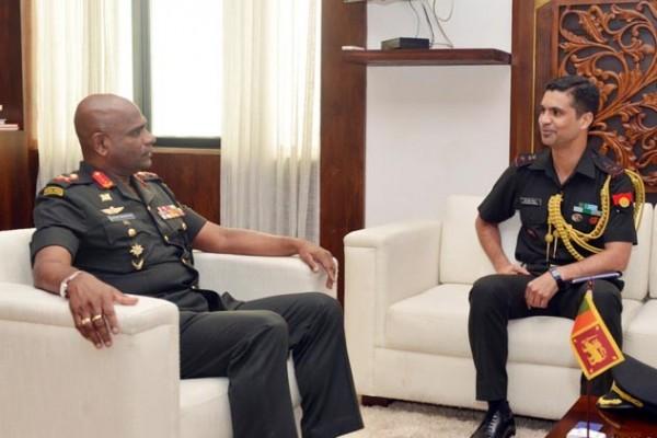 Lieutenant Colonel Ravi Mishra- mahesh senanayake
