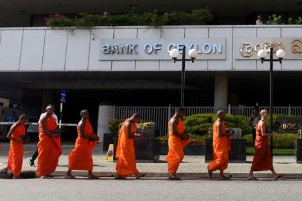 Pindapatha- Buddhist monks