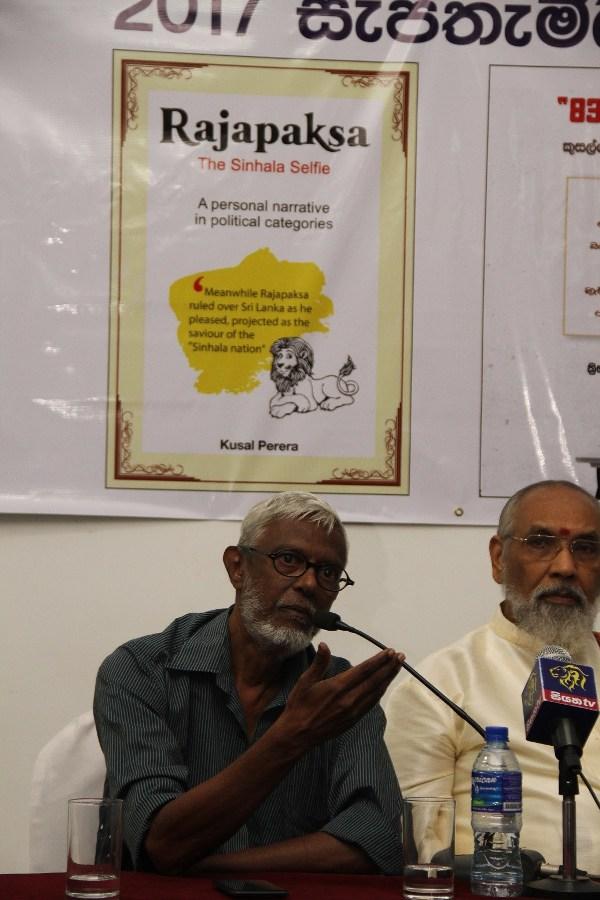 Rajapakse the Sinhala Selfie (2)