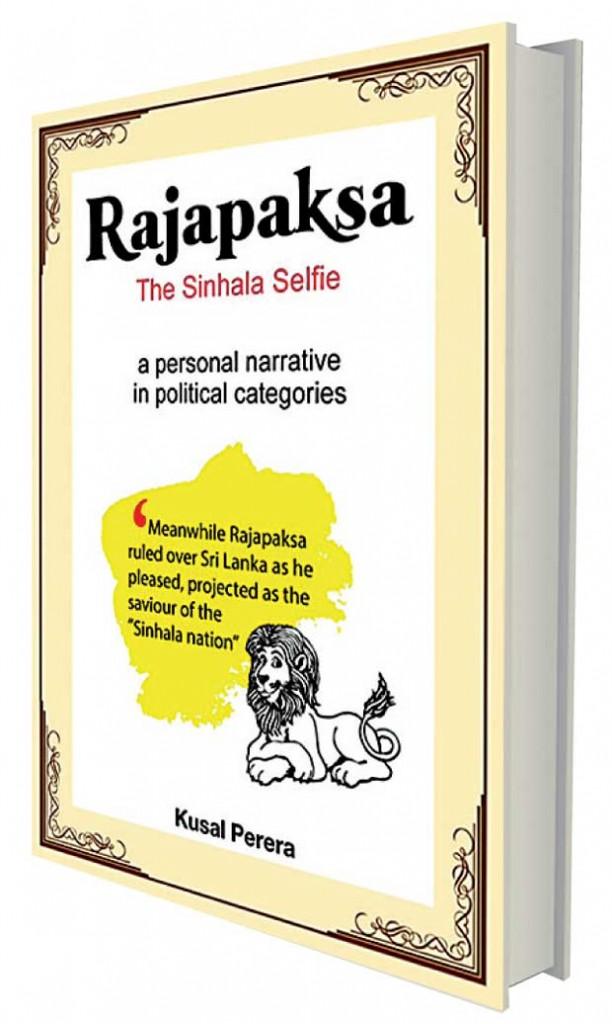 Rajapakse the Sinhala Selfie (3)