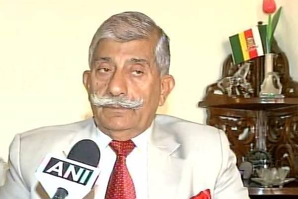 Brigadier B.D. Mishra
