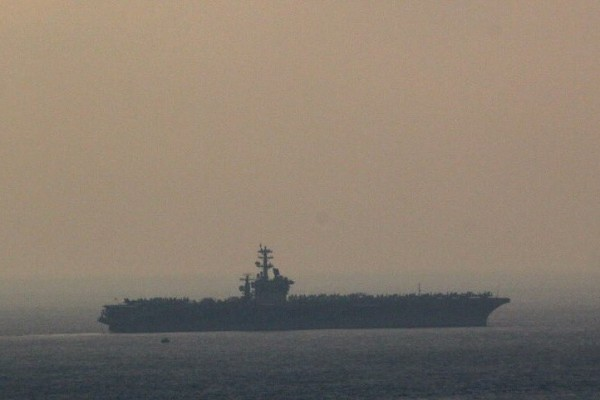 Nimitz Carrier Strike Group (1)