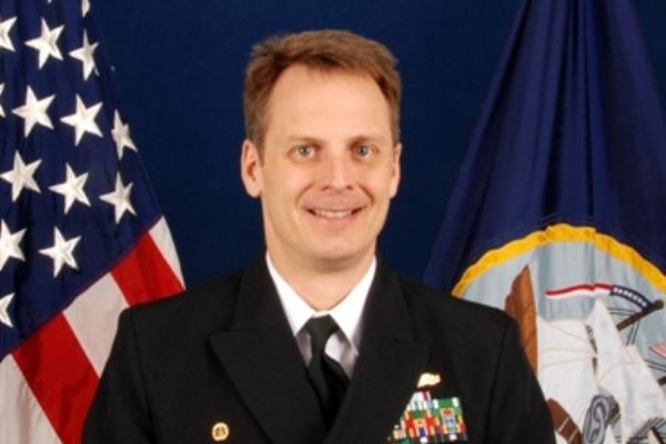 Rear Admiral Donald D. Gabrielson