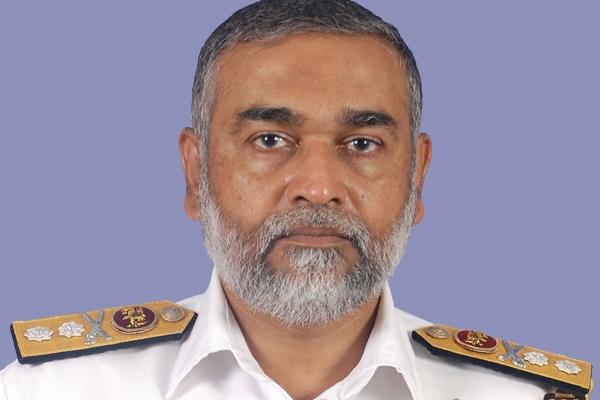 Rear Admiral Sirimevan Ranasinghe