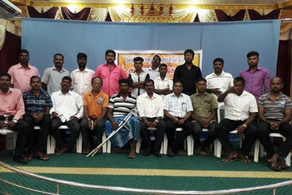 Tamil National Democratic Cadres Party (1)
