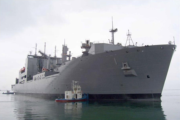 USNS Lewis and Clark