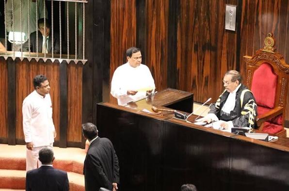 piyasena gamage-parliament
