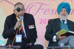 Col Anil Kaul -Lt Gen Depinder Singh