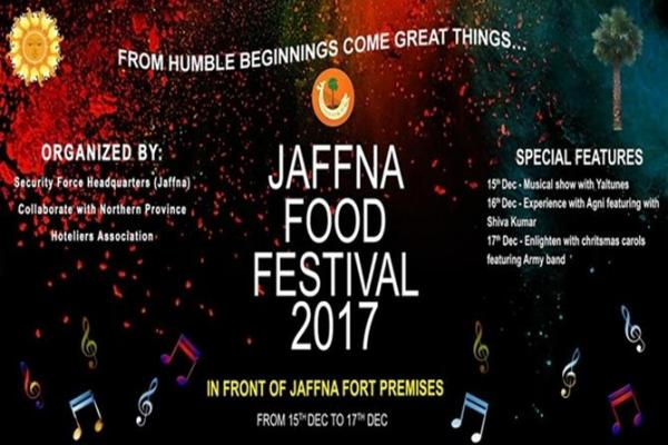 Jaffna Food Festival