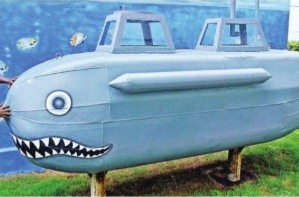 LTTE submarineTN