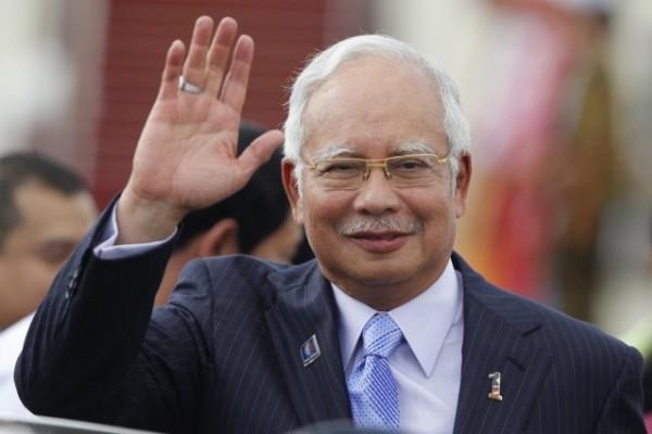 Malaysian Prime Minister Najib bin Tuan Abdul Razak