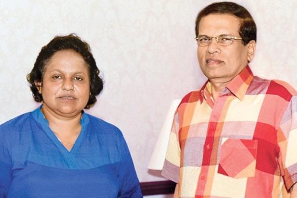 Sriyani Wijewickrema- maithri