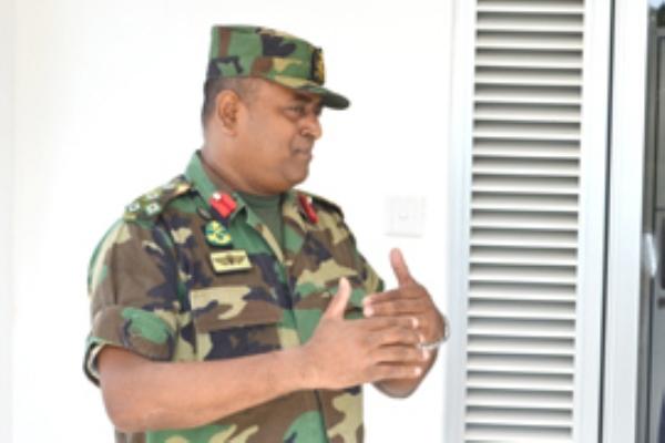 brigadier sumith atapattu