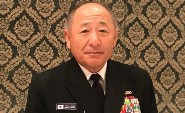 Admiral Kawano Katsutoshi