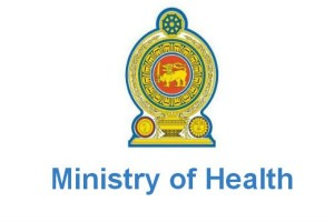 Health Ministry -sri lanka