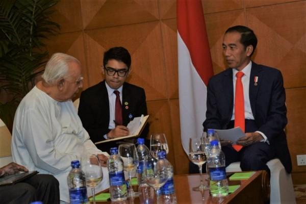 indonesian president -sampanthan (1)