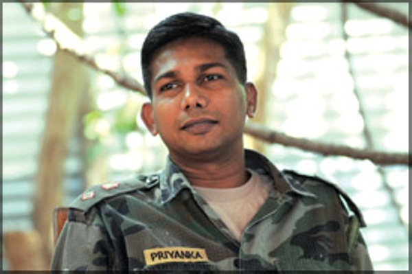 Brigadier Priyanka Fernando