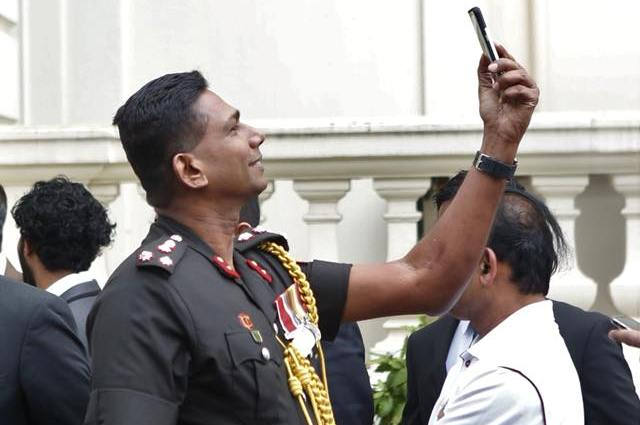 Brigadier priyanga fernando