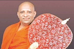 Malwatte Chapter Mahanayake Most Venerable Tibbotuwawe Sri Siddhartha Sumangala