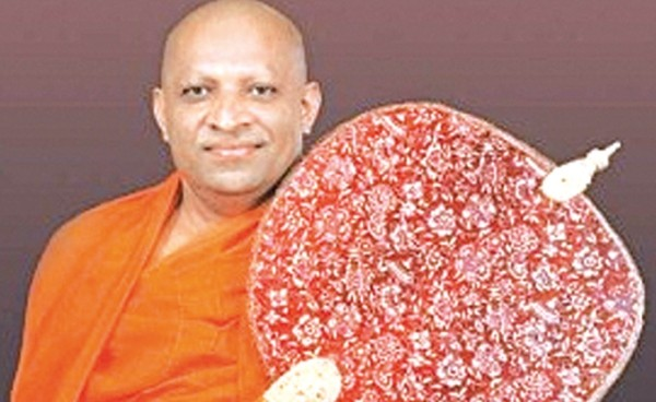 Malwatte Chapter Mahanayake Most Venerable Tibbotuwawe Sri Siddhartha Sumangala