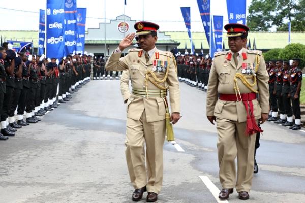 Maj. Gen. Karunasekara retires